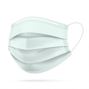 Type II 3-Ply Face Masks - Pack of 50